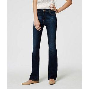 Ann Taylor LOFT Modern Boot Cut Jeans Size 27/4